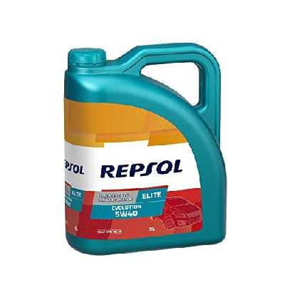 Repsol Elite Evolution 5W-40 Huile Moteur